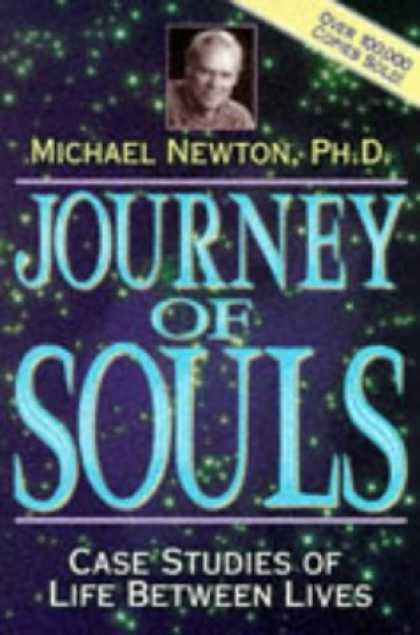 First bestseller of Michael Newton - Journey of Souls